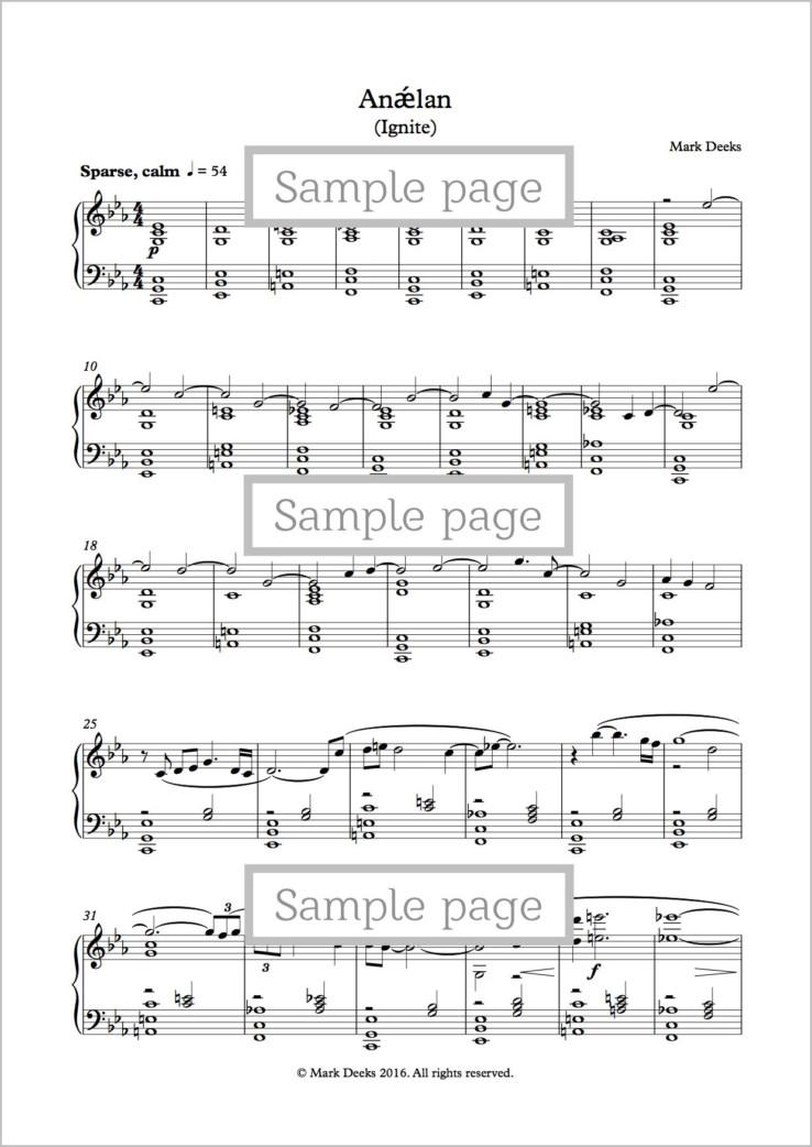 anaelan-sample-page
