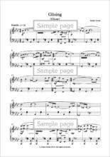 glising-sample-page