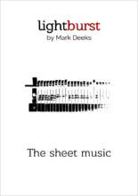 lightburst-by-mark-deeks-album-sheet-music-cover