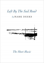 Sail Road by Mark Deeks Album Sheet Music Cover